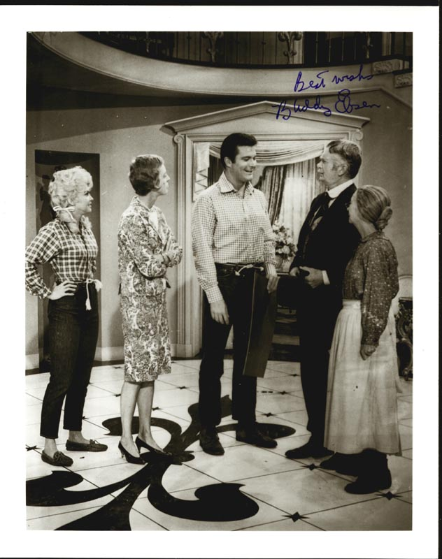 Image 1 for Buddy Ebsen - Autographed Signed Photograph - HFSID 89868
