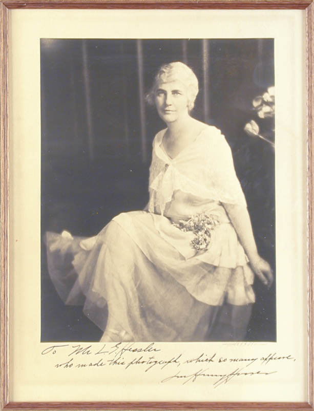 Image 3 for President Herbert Hoover - Collection with First Lady Lou Henry Hoover - HFSID 90057