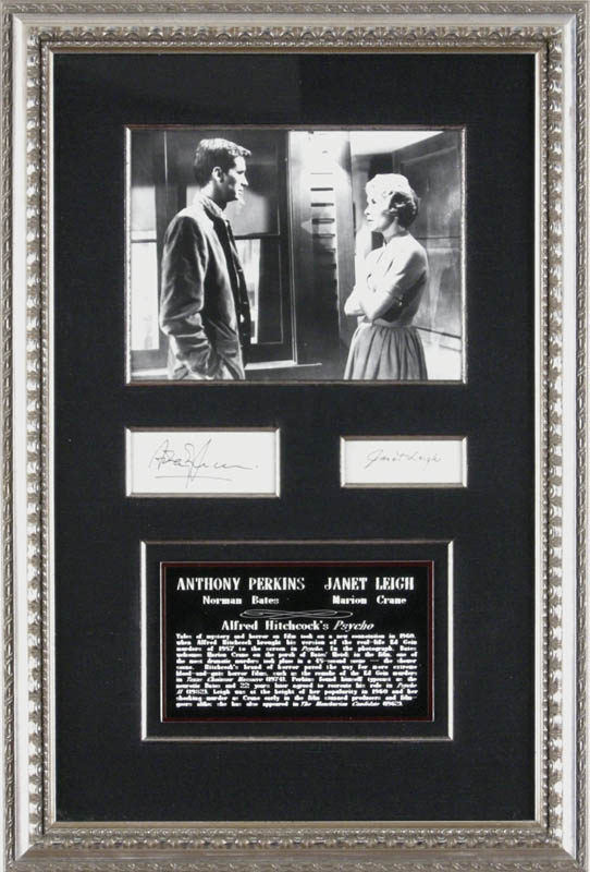 Image 1 for Anthony Perkins - Collection with Janet Leigh - HFSID 90475
