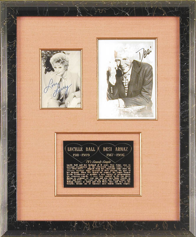 Image 1 for Lucille 'Lucy' Ball - Collection with Desi Arnaz Sr. - HFSID 90489