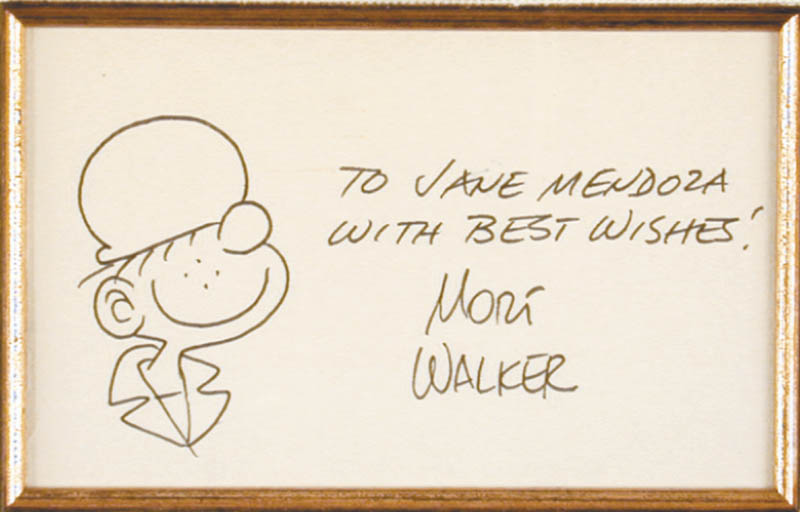 Image 5 for Chic Young - Collection with Johnny Hart, Hank Ketcham, Mort Walker, Tom Hatten, Walter Lantz - HFSID 90615
