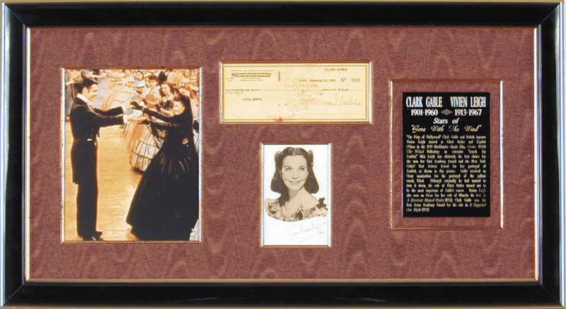 Image 1 for Gone With The Wind Movie Cast - Collection with Clark Gable, Vivien Leigh - HFSID 91142