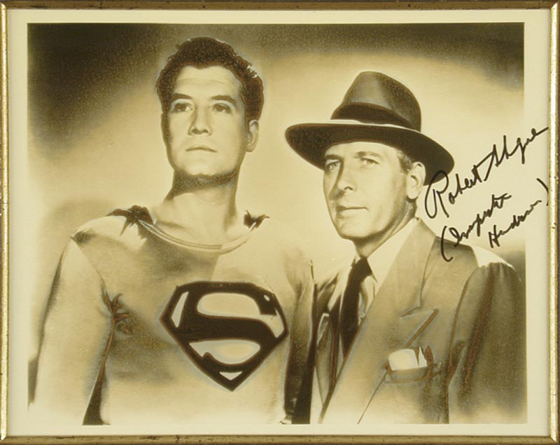 Image 4 for George 'Superman' Reeves - Collection with Phyllis Coates, Robert Shayne, Noel Neill - HFSID 91192