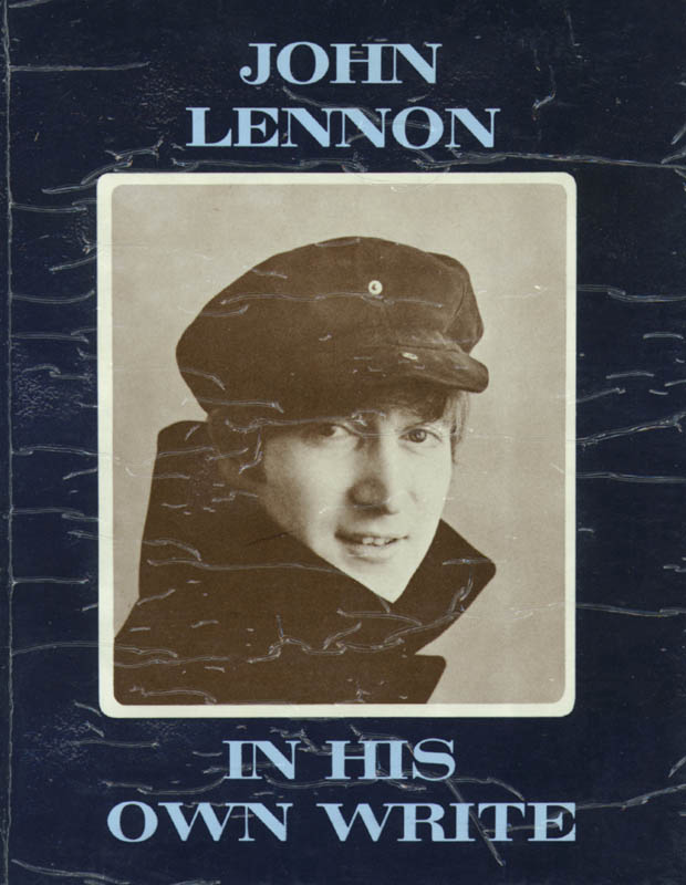 Image 1 for The Beatles (John Lennon) - Book Unsigned - HFSID 9199
