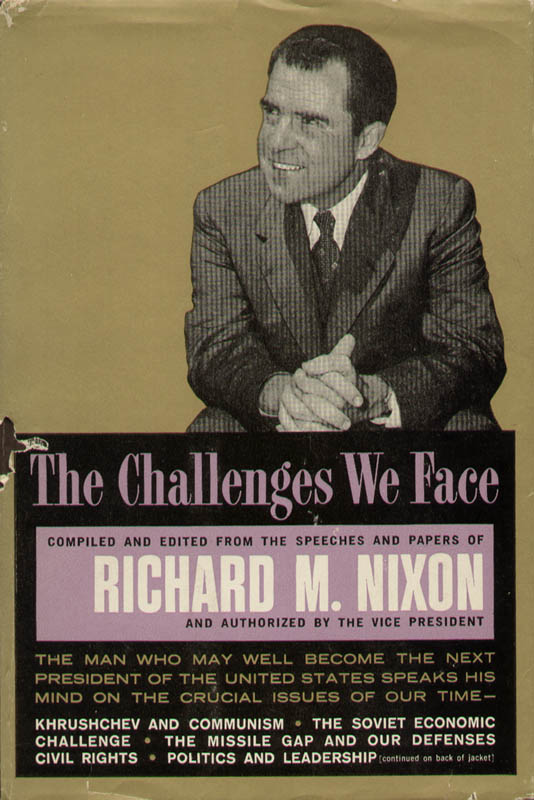 Image 3 for President Richard M. Nixon - Inscribed Book Signed - HFSID 9253