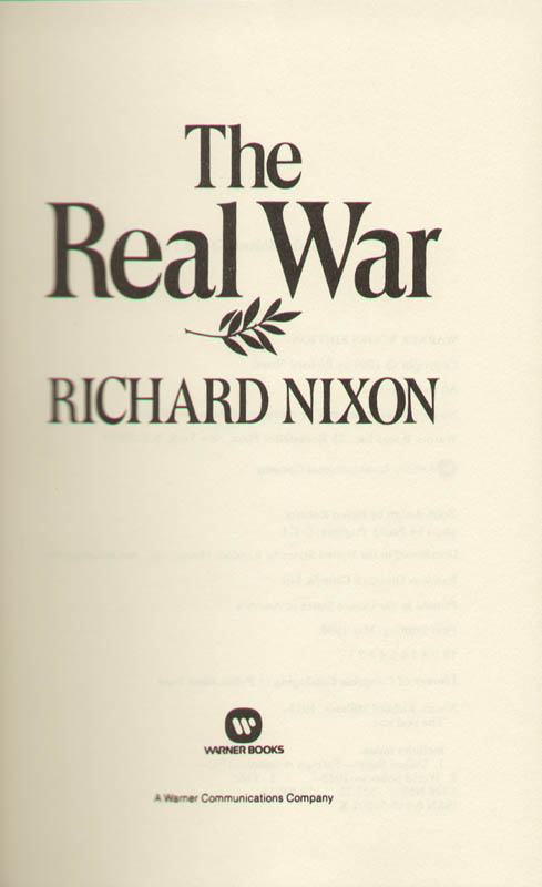 Image 4 for President Richard M. Nixon - Inscribed Book Signed - HFSID 9382