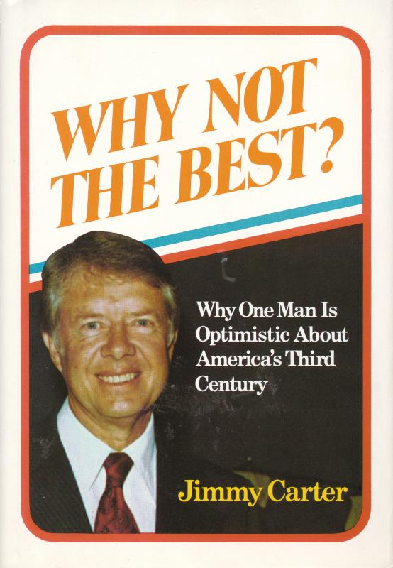 Image 3 for President James E. 'Jimmy' Carter - Book Signed - HFSID 9457