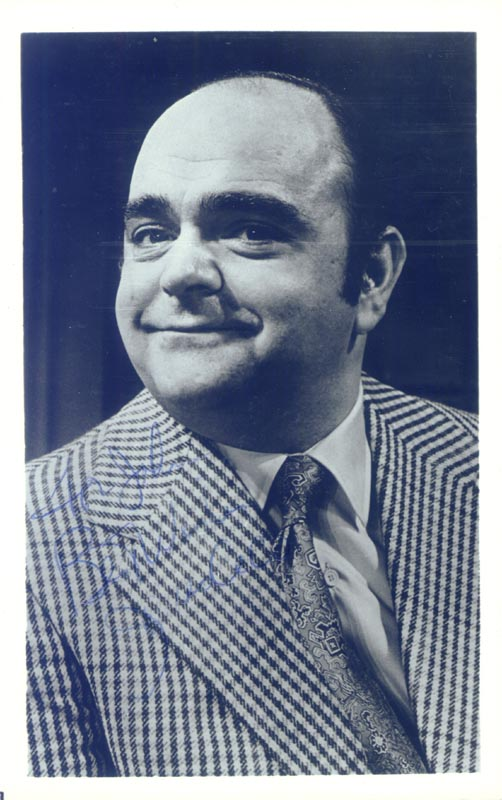 Image 1 for James 'Jimmy' Coco - Autographed Inscribed Photograph - HFSID 976