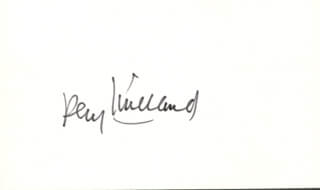 RAY MILLAND - AUTOGRAPH