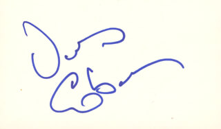 JAMES COBURN - AUTOGRAPH