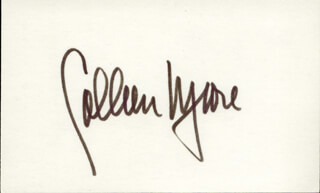 COLLEEN MOORE - AUTOGRAPH