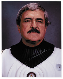 JAMES DOOHAN - AUTOGRAPHED SIGNED PHOTOGRAPH