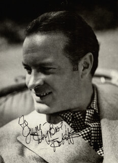 BOB HOPE - INSCRIBED MAGAZINE PHOTO SIGNED