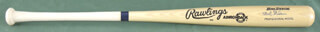 BOB GIBSON - BASEBALL BAT SIGNED