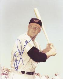 BOOG POWELL - AUTOGRAPHED SIGNED PHOTOGRAPH
