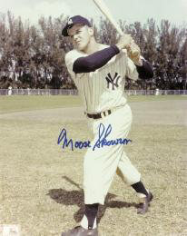 BILL MOOSE SKOWRON - AUTOGRAPHED SIGNED PHOTOGRAPH