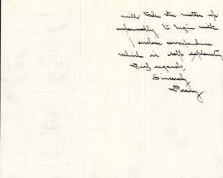 ADMIRAL ROBERT E. PEARY - AUTOGRAPH LETTER SIGNED 02/12/1915