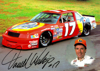 DARRELL L. WALTRIP - AUTOGRAPHED SIGNED PHOTOGRAPH  - HFSID 131447