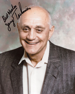 JERRY TARK THE SHARK TARKANIAN - AUTOGRAPHED SIGNED PHOTOGRAPH