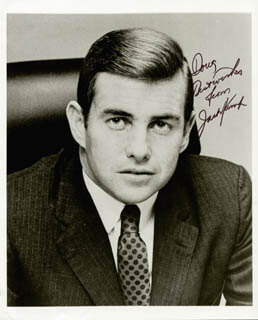 Autographs: JACK KEMP - INSCRIBED PHOTOGRAPH SIGNED