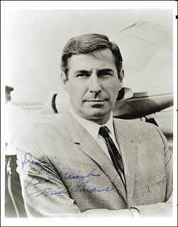 MIKE GRAVEL - AUTOGRAPHED INSCRIBED PHOTOGRAPH
