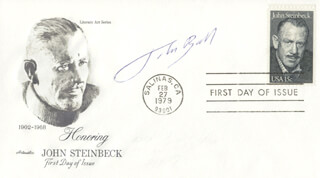 JOHN BALL JR. - FIRST DAY COVER SIGNED