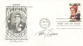 ROBBY BENSON - FIRST DAY COVER SIGNED
