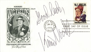 KIM NOVAK - AUTOGRAPH SENTIMENT ON FIRST DAY COVER SIGNED 01/29/1980