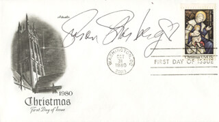 SUSAN STRASBERG - FIRST DAY COVER SIGNED