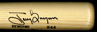 TONY GWYNN - BASEBALL BAT SIGNED