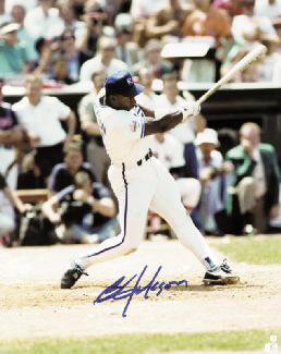 BO JACKSON - AUTOGRAPHED SIGNED PHOTOGRAPH