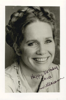 LIV ULLMANN - AUTOGRAPHED INSCRIBED PHOTOGRAPH