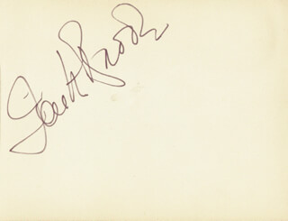 GARTH BROOKS - AUTOGRAPH