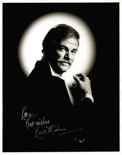 KEITH MICHELL - AUTOGRAPHED INSCRIBED PHOTOGRAPH