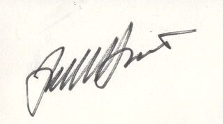 FRED R. HARRIS - AUTOGRAPH