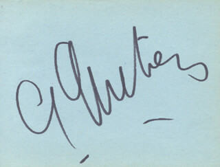GOOGIE WITHERS - AUTOGRAPH