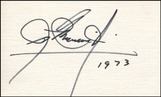 Autographs: GOVERNOR RAFAEL HERNANDEZ COLON (PUERTO RICO) - SIGNATURE(S) 1973