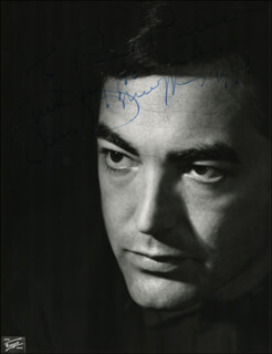 RICHARD BONYNGE - AUTOGRAPHED INSCRIBED PHOTOGRAPH
