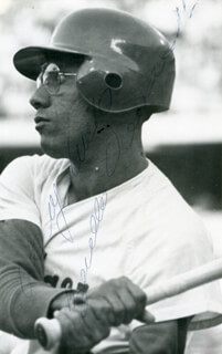 ZOILO ZORRO VERSALLES - AUTOGRAPHED SIGNED PHOTOGRAPH