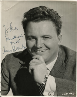 HARRY SECOMBE - AUTOGRAPHED INSCRIBED PHOTOGRAPH