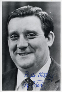 BRYAN MOSLEY - AUTOGRAPHED SIGNED PHOTOGRAPH