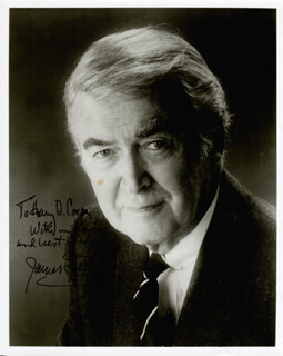 JAMES JIMMY STEWART - AUTOGRAPHED INSCRIBED PHOTOGRAPH