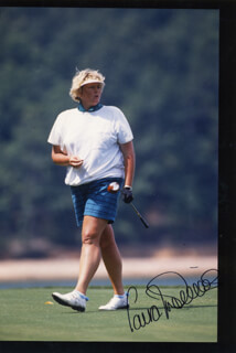 LAURA JANE DAVIES - AUTOGRAPHED SIGNED PHOTOGRAPH