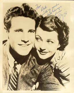 OZZIE NELSON - AUTOGRAPHED INSCRIBED PHOTOGRAPH