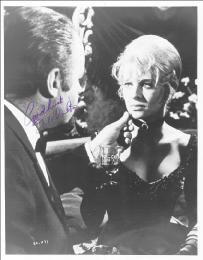 JULIE CHRISTIE - AUTOGRAPHED SIGNED PHOTOGRAPH