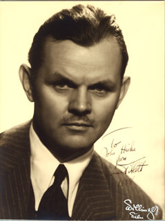 LAWRENCE TIBBETT - AUTOGRAPHED INSCRIBED PHOTOGRAPH CIRCA 1938