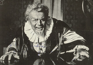 TITO GOBBI - AUTOGRAPHED INSCRIBED PHOTOGRAPH 1956