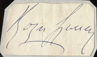 ROGER LIVESEY - AUTOGRAPH