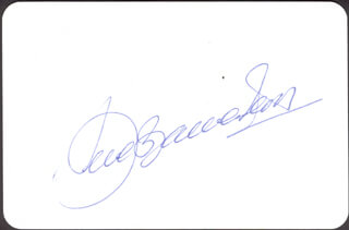 Autographs: SEVE BALLESTEROS - PLAYING CARD SIGNED