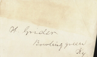 Henry Grider Autographs 146466